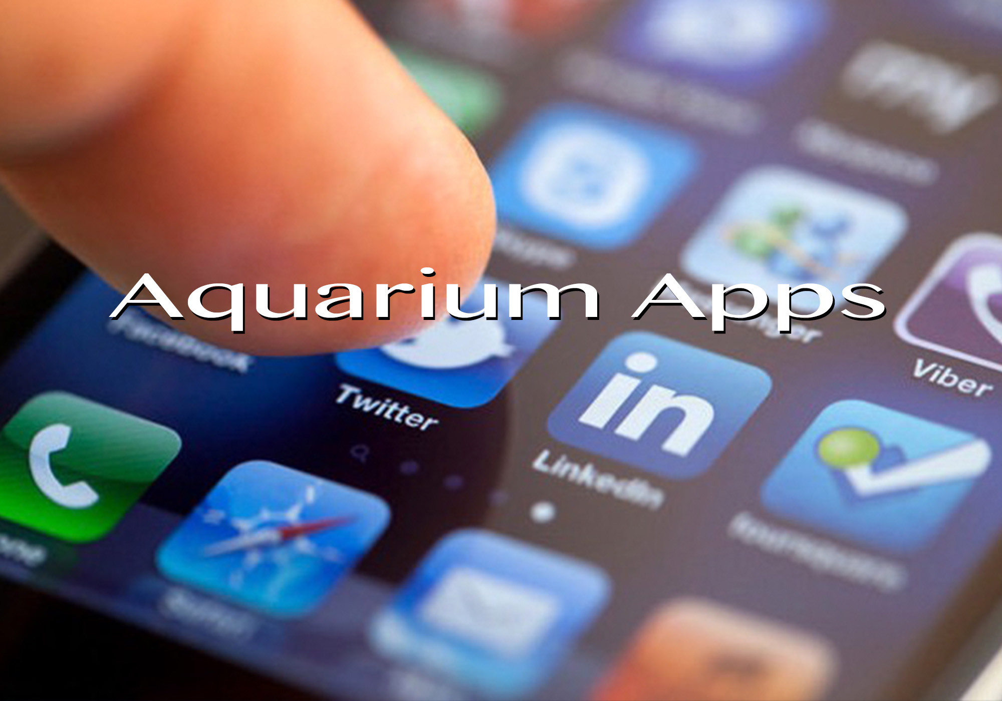 Aquarium apps